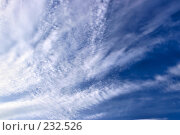 Купить «Небо», фото № 232526, снято 27 февраля 2020 г. (c) Роман Сигаев / Фотобанк Лори