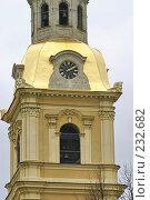 Купить «Санкт-Петербург. Петропавловский собор. Фрагмент», фото № 232682, снято 10 мая 2005 г. (c) Александр Секретарев / Фотобанк Лори