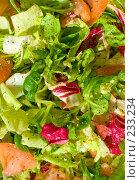 Купить «Свежий салат с черным перцем», фото № 233234, снято 28 января 2008 г. (c) Александр Телеснюк / Фотобанк Лори