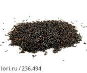 Черный чай. Стоковое фото, фотограф Ivan Markeev / Фотобанк Лори