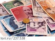 Купить «Эстонские кроны. Деньги Эстонской Республики», фото № 237538, снято 30 марта 2008 г. (c) Игорь Соколов / Фотобанк Лори