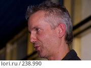 Купить «Василий Стрельникв, vj», фото № 238990, снято 15 августа 2018 г. (c) Андрей Старостин / Фотобанк Лори