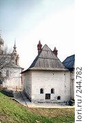 Купить «Музейный комплекс в Зарядье», фото № 244782, снято 4 апреля 2008 г. (c) Parmenov Pavel / Фотобанк Лори