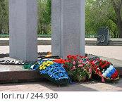 """Купить «""""Вечный Огонь""""», фото № 244930, снято 17 мая 2007 г. (c) RuS / Фотобанк Лори"""