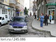Купить «Улицы Ялты», эксклюзивное фото № 245086, снято 13 мая 2005 г. (c) Дмитрий Неумоин / Фотобанк Лори