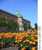Купить «Архитектура», фото № 247190, снято 12 августа 2006 г. (c) Алексей Семьёшкин / Фотобанк Лори