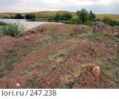Купить «Ириклинское водохранилище», фото № 247238, снято 28 июля 2007 г. (c) RuS / Фотобанк Лори