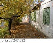 Купить «Ейские провинциальные улочки», фото № 247382, снято 1 ноября 2007 г. (c) Минаев Сергей / Фотобанк Лори