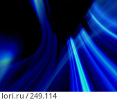 Купить «Абстрактный голубой фон», иллюстрация № 249114 (c) ElenArt / Фотобанк Лори