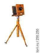 Старинный фотоаппарат. Стоковое фото, фотограф Светлана Симонова / Фотобанк Лори