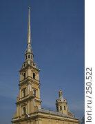 Купить «Санкт-Петербург. Петропавловский собор, Фрагмент», фото № 250522, снято 5 апреля 2008 г. (c) Александр Секретарев / Фотобанк Лори