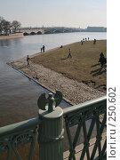 Купить «Санкт-Петербург. Вид на Неву с Иоанновского моста», фото № 250602, снято 5 апреля 2008 г. (c) Александр Секретарев / Фотобанк Лори