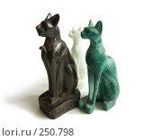 Купить «Каменные кошки», фото № 250798, снято 12 апреля 2008 г. (c) Яков Филимонов / Фотобанк Лори
