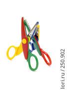 Купить «Фигурные ножницы», фото № 250902, снято 12 апреля 2008 г. (c) Угоренков Александр / Фотобанк Лори