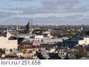 Купить «Вид с колоннады Исаакиевского собора. Санкт-Петербург», фото № 251658, снято 21 октября 2007 г. (c) Наталья Чуб / Фотобанк Лори