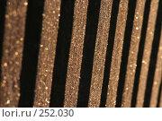 Купить «Штакетник в изморози», фото № 252030, снято 2 января 2008 г. (c) Ханыкова Людмила / Фотобанк Лори