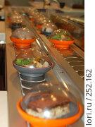 Купить «Суши-стол», фото № 252162, снято 6 июля 2007 г. (c) Андрей Хохлов / Фотобанк Лори