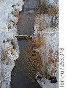 Купить «Речка Егошиха..», фото № 253018, снято 26 марта 2008 г. (c) Harry / Фотобанк Лори