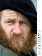 Купить «Взгляд вдаль....», фото № 253510, снято 16 марта 2008 г. (c) Минаев Сергей / Фотобанк Лори