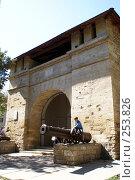 Купить «Русские ворота в Анапе», фото № 253826, снято 15 сентября 2007 г. (c) Валерий Шанин / Фотобанк Лори