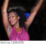 Купить «Танцующая кубинка», эксклюзивное фото № 254670, снято 7 марта 2008 г. (c) Виктор Тараканов / Фотобанк Лори