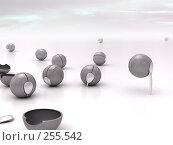 Кибернетическое семя, иллюстрация № 255542 (c) Юрий Бельмесов / Фотобанк Лори