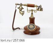 Купить «Ретротелефон», фото № 257066, снято 19 апреля 2008 г. (c) Argument / Фотобанк Лори