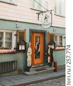 Купить «Таллин. Ресторан эстонской кухни.», эксклюзивное фото № 257774, снято 20 апреля 2008 г. (c) Игорь Соколов / Фотобанк Лори