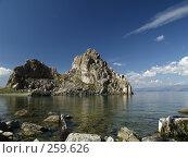 Купить «Озеро Байкал», фото № 259626, снято 10 сентября 2007 г. (c) Andrey M / Фотобанк Лори