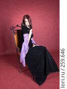 Купить «Девушка с крысой на плече», фото № 259646, снято 29 марта 2008 г. (c) Golden_Tulip / Фотобанк Лори
