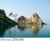 Купить «Озеро Байкал», фото № 259690, снято 4 сентября 2007 г. (c) Andrey M / Фотобанк Лори