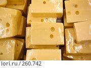 Купить «Куски сыра», фото № 260742, снято 23 июля 2019 г. (c) Losevsky Pavel / Фотобанк Лори