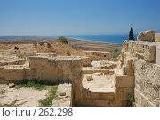Купить «Кипр - Курион», фото № 262298, снято 27 мая 2018 г. (c) Елена Падарян / Фотобанк Лори