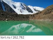 Купить «Горное озеро», фото № 262782, снято 27 августа 2007 г. (c) Селигеев Андрей Иванович / Фотобанк Лори