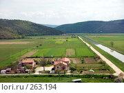 Купить «Панорама. Хорватия», фото № 263194, снято 25 апреля 2008 г. (c) Екатерина Овсянникова / Фотобанк Лори