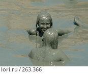 Купить «Купание в лечебной грязи», фото № 263366, снято 30 июля 2005 г. (c) Тарановский Д. / Фотобанк Лори