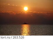 Купить «Закат», фото № 263526, снято 25 апреля 2008 г. (c) Екатерина Овсянникова / Фотобанк Лори