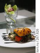 Овощи-гриль. Стоковое фото, фотограф Gagara / Фотобанк Лори