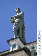 Купить «Санкт-Петербург. Зимний дворец. Скульптура», фото № 268546, снято 28 июня 2005 г. (c) Александр Секретарев / Фотобанк Лори