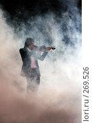Купить «Скрипач», фото № 269526, снято 24 марта 2008 г. (c) Сергей Лаврентьев / Фотобанк Лори