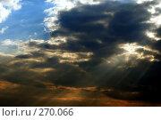 Купить «Облака», фото № 270066, снято 2 мая 2008 г. (c) Брыков Дмитрий / Фотобанк Лори