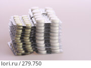 Купить «Таблетки», эксклюзивное фото № 279750, снято 31 марта 2008 г. (c) Дмитрий Неумоин / Фотобанк Лори