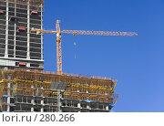 Купить «Московский международный деловой центр (ММДЦ)», фото № 280266, снято 24 апреля 2008 г. (c) Алексеенков Евгений / Фотобанк Лори
