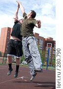 Купить «Баскетбол», фото № 280790, снято 9 мая 2008 г. (c) Нестерова Анна / Фотобанк Лори