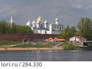 Купить «Великий Новгород, Cофийский собор», фото № 284330, снято 9 мая 2008 г. (c) Инга Лексина / Фотобанк Лори