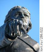Купить «Памятник Петру I в Петрозаводске», фото № 286022, снято 23 февраля 2007 г. (c) Безрукова Ирина / Фотобанк Лори