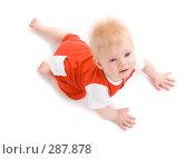 Купить «Малыш 7 месяцев», фото № 287878, снято 29 февраля 2008 г. (c) Вадим Пономаренко / Фотобанк Лори