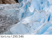 Купить «Турист на леднике Брикстайл. Норвегия», эксклюзивное фото № 290546, снято 2 августа 2006 г. (c) Александр Алексеев / Фотобанк Лори