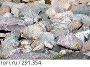 Купить «Каменная насыпь», эксклюзивное фото № 291354, снято 16 мая 2008 г. (c) Александр Щепин / Фотобанк Лори