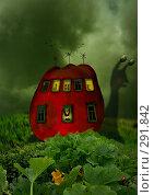 Купить «Яблочные сумерки», иллюстрация № 291842 (c) Андреева Екатерина / Фотобанк Лори